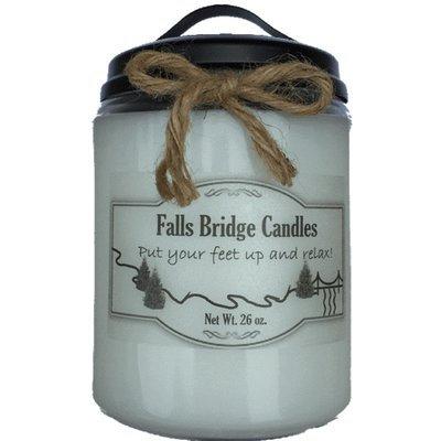 Fallsbridgecandles Christmas Tree Jar Candle Size: 6.5