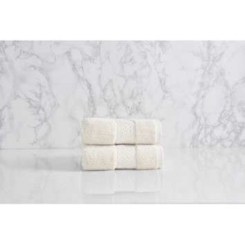 Natori Dynasty Hand Towel Color: Chalk