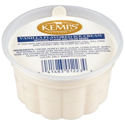 Kemps® Vanilla Flavored Ice Cream 3 fl. oz. Cup