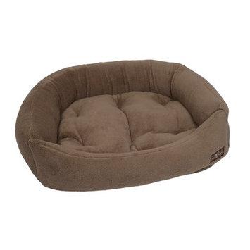 Jax And Bones Winston Bolster Pet Bed Size: 15