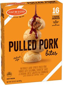 Pint Sized Kitchen™ Pulled Pork Bites 32 oz. Box