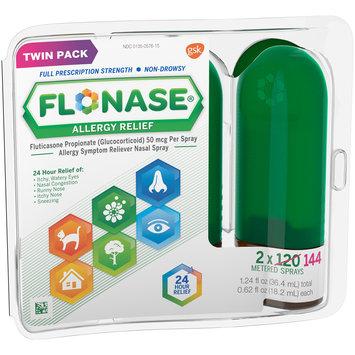 Flonase® Nasal Spray Allergy Relief 2-144 ct. Bottles