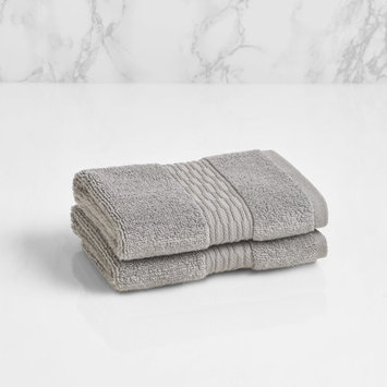 Loft By Loftex Innovate Washcloth Color: Pewter