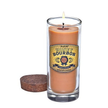 Winston Porter Honey Bourbon Higball Scented Jar Candle