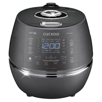 Cuckoo Electronics 6-Cup Induction Heating Pressure Rice Cooker