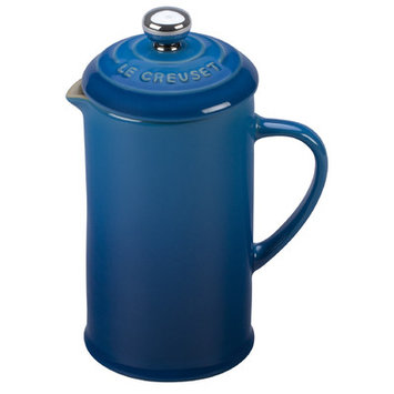 Le Creuset Petite French Press Color: Marseille