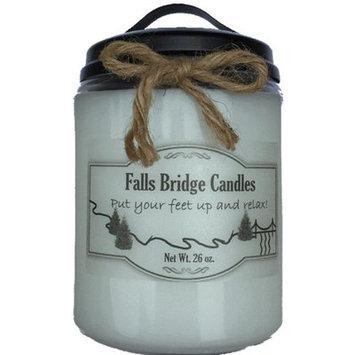 Fallsbridgecandles Bamboo Musk Jar Candle Size: 6.5