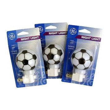 Northlight Soccer Ball Sports Decorative Night Light