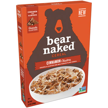 Bear Naked® Cinnamon Clusters Cereal 13 oz. Box