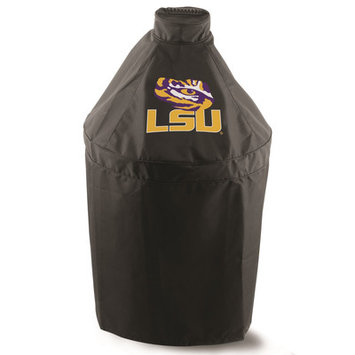 Holland Bar Stool Company Officially Licensed Kamado Style Grill Cover Team: LSU
