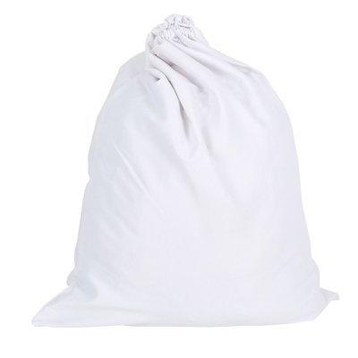 Rebrilliant Laundry Bag Color: White