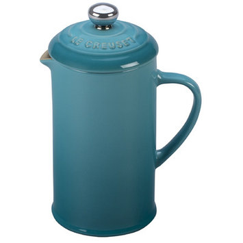 Le Creuset Petite French Press Color: Caribbean