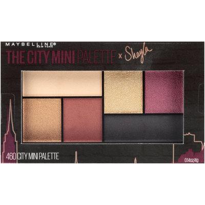 Maybelline® New York The City Mini™ Palette x Shayla Eyeshadow 460 Shayla 0.14 oz. Compact