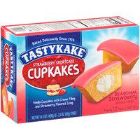 Tastykake® Seasonal Strawberry Shortcake Cupkakes