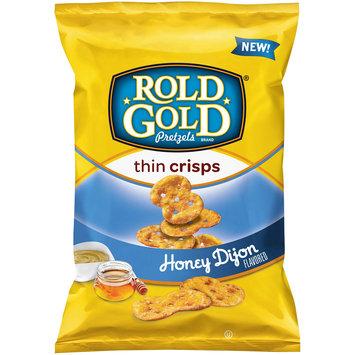 Rold Gold Pretzels® Honey Dijon Thin Crisps 8.75 oz. Bag