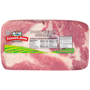 Farmer John™ Skinless Pork Belly