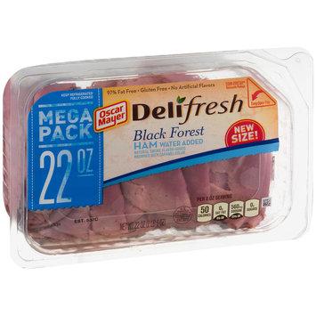 Oscar Mayer Deli Fresh Black Forest Ham Cold Cuts 22 oz. Tub