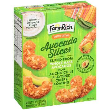 Farm Rich® Avocado Slices 24 oz. Box