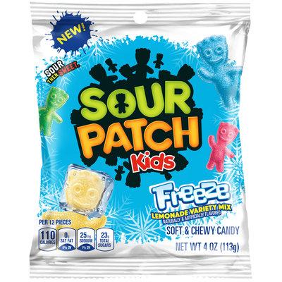 Sour Patch Kids Freeze Candy 4 oz. Bag