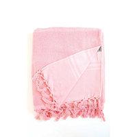 Darby Home Co Hudgens Bath Sheet Color: Strawberry
