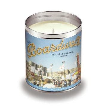 Aunt Boardwalk Sea Salt Caramel Scented Jar Candle