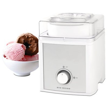 Big Boss 2-Qt Ice Cream Maker
