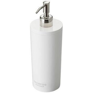Rebrilliant Canel Shampoo and Soap Dispenser Finish: White