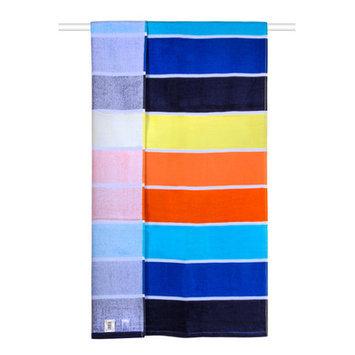 Crover Stripe Beach Towel