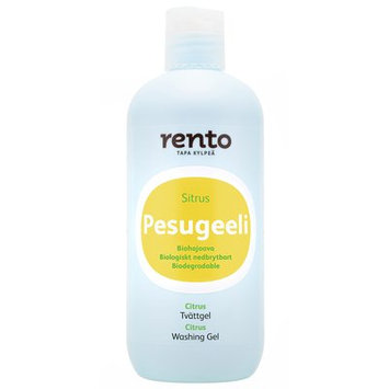 Premium Saunas Rento Citrus Body Wash