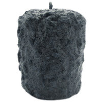 Starhollowcandleco Home Sweet Home Pillar Candle Size: Hearth Fatty 5.5