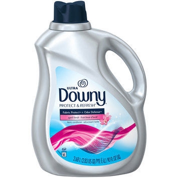 Ultra Downy® Protect & Refresh™ Fabric Protect™ + Odor Defense™ April fresh Fabric Conditioner