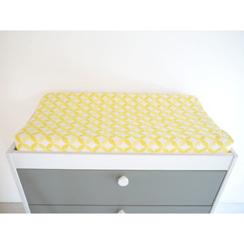 Spot On Square Tops Changing Pad Cover Color: Yellow