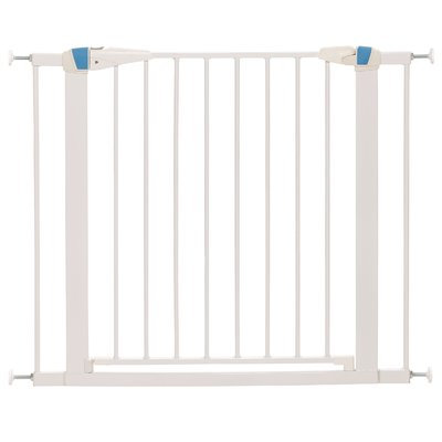 Midwest Homes For Pets Expands Glow Stripe Pet Gate Size: 29