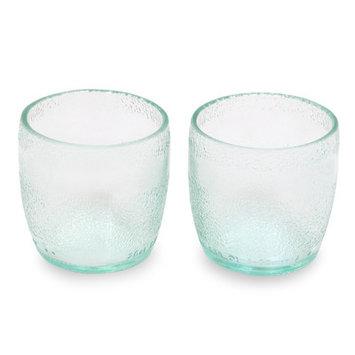 Novica 3 Oz. Water Glass