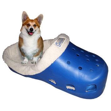 Unique Beast Sasquatch! II Pet Dome Color: King's Blue