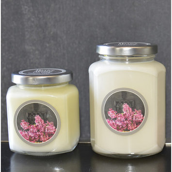 Angelo:home Lilac Baxter Manor Candle