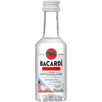 Bacardi® Dragonberry Rum 50mL Bottle
