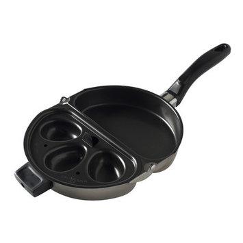 Nordic Ware 10627 Egg Poacher Omelet Pan