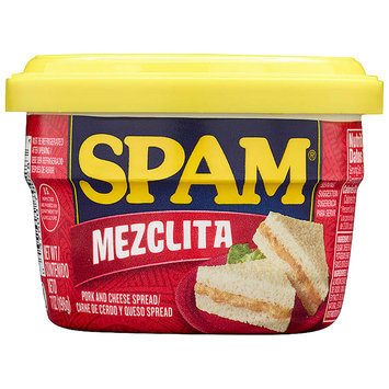 SPAM® Mezclita Pork and Cheese Spread 7 oz. Cup