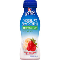 LaLa® Yogurt Smoothie Strawberry Banana 10.5 fl. oz. Bottle