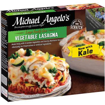Michael Angelo's® Vegetable Lasagna 46 oz. Box