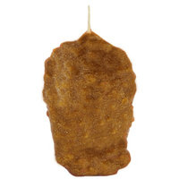 Starhollowcandleco Banana Nut Bread Pillar Candle Size: Round Cake Fatty 4