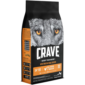 Crave™ with Protein from Chicken Dog Food 32 oz. Bag