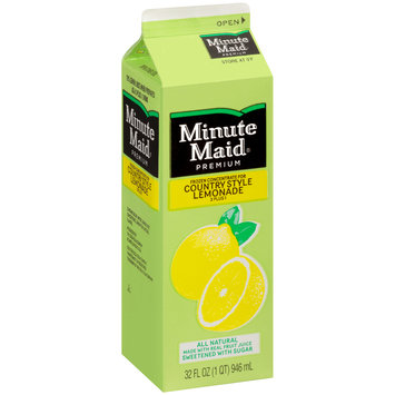 Minute Maid® Premium Country Style Lemonade
