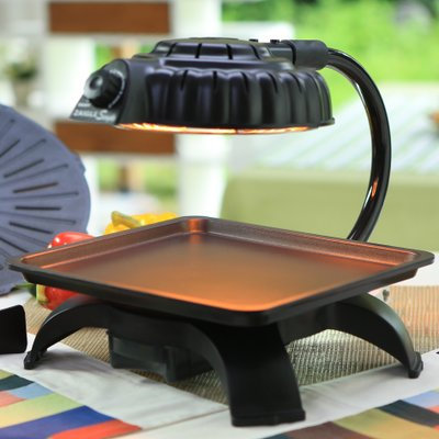 Zaigle Simple Everyday Grill
