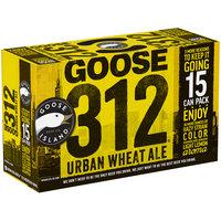 312® Urban Wheat Ale Beer 15-12 fl. oz. Cans