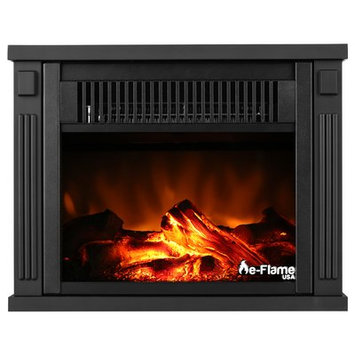 E-flame Portable Electric Fireplace Insert