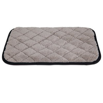Jngy Quilted Cat Mat Color: Gray