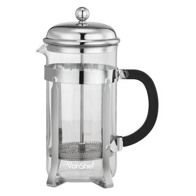 12-Cup Vonshef Glass French Press Coffee Maker