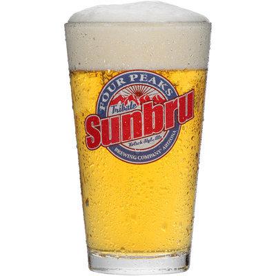 Four Peaks Brewing Company® Sunbru® Tribute Kolsch-Style Ale 12 fl. oz. Can